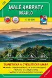 Malé Karpaty Bradlo 1 : 50 000 - VKÚ