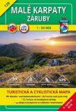 Malé Karpaty Záruby 1:50 000 - VKÚ