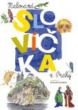 Malovaná slovíčka z Prahy - Sevdalina Kovářová