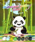 Malování podle čísel - Panda - Wiky