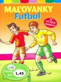 Maľovanky futbal -