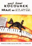 Malý černý kocourek hraje na klavír - Richard Mlynář