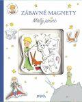 Zábavné magnety Malý princ - Antoine de Saint-Exupéry, ...