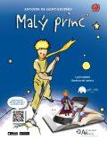 Malý princ s rozšířenou realitou - Antoine de Saint-Exupéry