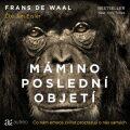 Mámino poslední objetí – Co nám emoce zvířat prozrazují o nás samých - Frans de Waal
