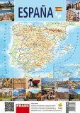Mapa Espaňa - FRAUS