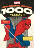 Marvel Spider-man v 1000 tečkách - Thomas Pavitte