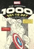 Marvel: The Amazing 1000 Dot-to-Dot Book - Thomas Pavitte