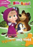 Máša a medvěd Dlouhá cesta Vybarvi můj svět - Animaccord