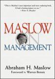 Maslow on Management - Abraham H. Maslow