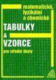 Matematické, fyzikální a chemické tabulky a vzorce - Mikulčák Jiří
