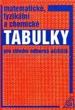 Matematické, fyzikální a chemické tabulky - Martin Macháček, ...