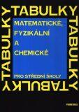 Matematické, fyzikální a chemické tabulky pro SŠ - Mikulčák J.