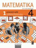 Matematika 4/1 pro ZŠ - pracovní sešit - Milan Hejný, ...