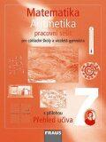 Matematika 7 Aritmetika Pracovní sešit - Eduard Fuchs,  Pavel Tlustý, ...