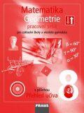 Matematika 8 Geometrie Pracovní sešit - Eduard Fuchs,  Pavel Tlustý, ...