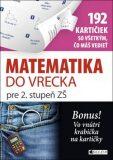 Matematika do vrecka pre 2. stupeň ZŠ - Lukeš