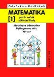 Matematika pro 8.r.ZŠ, 1.díl - Oldřich Odvárko, ...