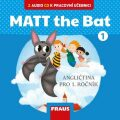 MATT the Bat 1 - UČ - 2 CD - Miluška Karásková, ...