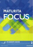 Maturita Focus Czech 2 Students´ Book - Sue Kay