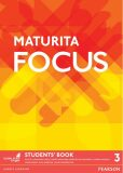Maturita Focus Czech 3 Students´ Book - Sue Kay