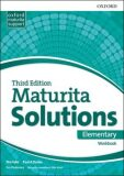 Maturita Solutions 3rd Edition Elementary Workbook Czech Edition - Tim Falla, Paul A. Davies