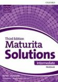 Maturita Solutions 3rd Edition Intermediate Workbook Czech Edition - Falla Tim, Davies Paul A.