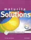 Maturita Solutions Intermediate Student's Book - Tim Falla