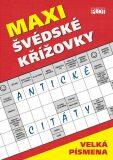Maxi švédské křížovky - Antické citáty - Adéla Müllerová