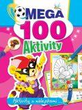 Mega 100 Aktivity Tygr - FONI book