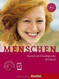 Menschen A1: Kursbuch mit DVD-ROM - Franz Specht,  Sandra Evans, ...