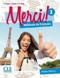 Merci! 1/A1: Livre de l´éleve + DVD - Adrien Payet