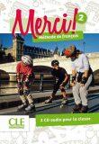 Merci! 2/A1: CD audio collectif - Adrien Payet