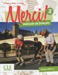 Merci! 2/A1: Livre de l´éleve + DVD - Adrien Payet
