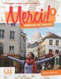 Merci! 3/A2: Livre de l´éleve + DVD - Adrien Payet, ...