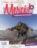 Merci! 4/A2: Livre de l´éleve + DVD - Adrien Payet, ...