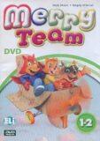 Merry Team - 1 DVD (level 1-2) - Mady Musiol