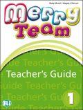 Merry Team - 1 Teacher´s Guide + class Audio CD - Mady Musiol