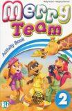 Merry Team - 2 Activity Book + Audio CD - Mady Musiol
