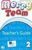 Merry Team - 2 Teacher´s Guide + class Audio CD - Mady Musiol