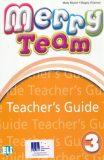 Merry Team - 3 Teacher´s Guide + class Audio CDs - Mady Musiol