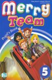 Merry Team - 5 Student´s Book - Mady Musiol