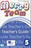 Merry Team - 5 Teacher´s Guide + class Audio CDs - Mady Musiol