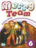 Merry Team - 6 Activity Book + Audio CD - Mady Musiol