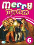 Merry Team - 6 Student´s Book - Mady Musiol