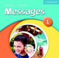 Messages 1 Class CDs - Diana Goodey