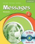 Messages 2 Workbook with Audio CD/CD-ROM - Goodey Diana