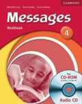 Messages 4 Workbook with Audio CD/CD-ROM - Diana Goodey
