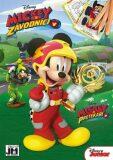 Mickey a závodníci omalovánka - JIRI MODELS