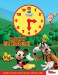 Mickeyho klubík - Kolik je hodin? (kniha s hodinami) - Walt Disney